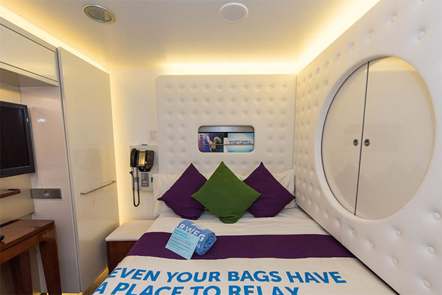 Studio Cabin on Norwegian Breakaway