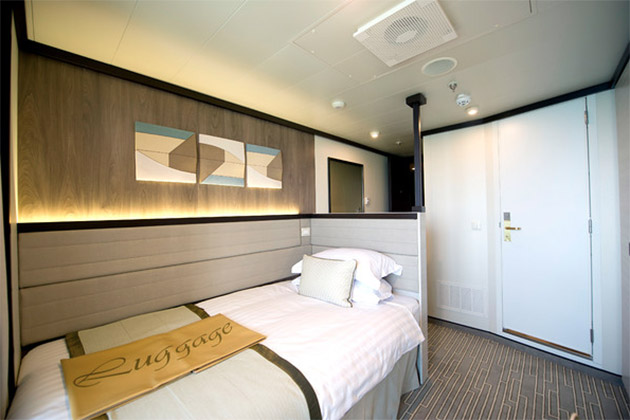 Britannia Ship Single Cabin