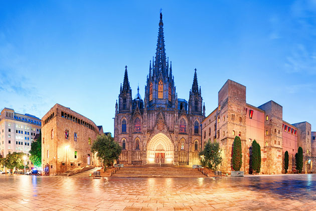 History In Barcelona Cruise Critic