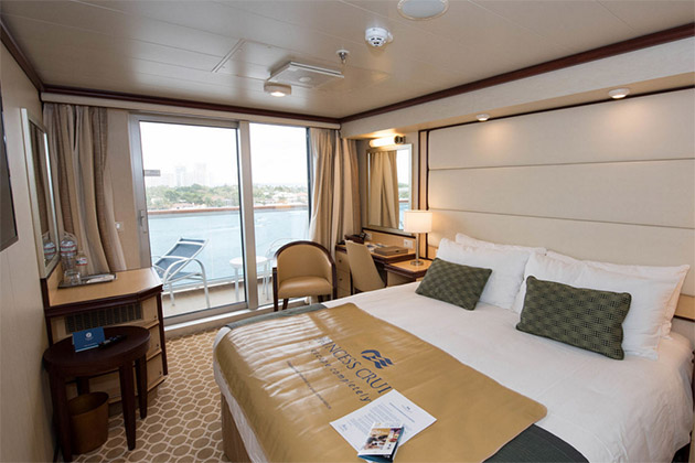 balcony cabin on regal princess - How To Ship Furniture