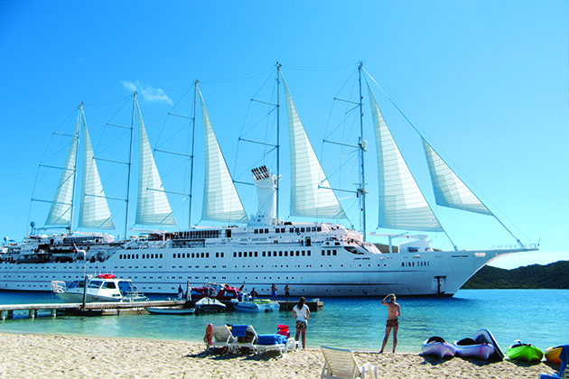 Is A Small Ship Cruise In The Caribbean Right For You Cruise Critic - Best small cruise ships caribbean