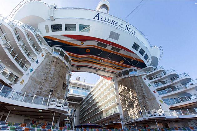 Royal Caribbean Cruise Oasis Class Detlandcom - Oasis of the seas cruise ship prices