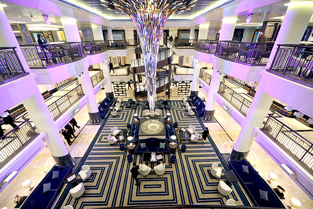 The Atrium on Britannia
