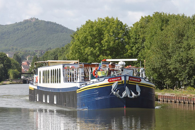 European Waterways Le Panache In Saverne