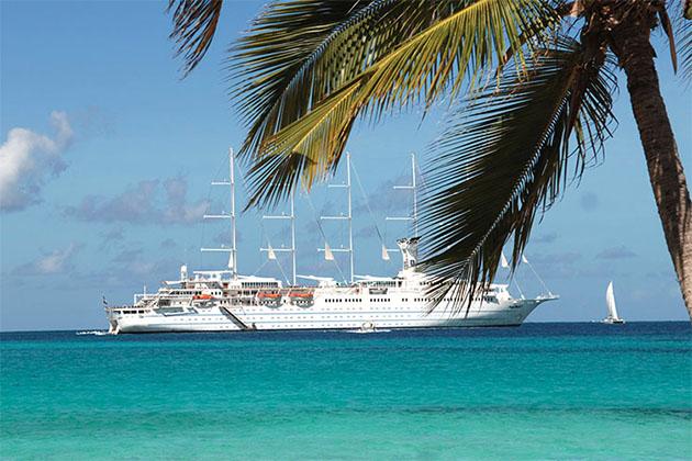 Club Med 2 at Sea