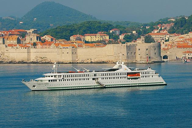 CroisiEurope Cruise in Dubrovnik