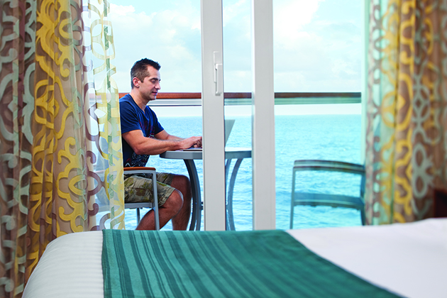 Best cruise lines for solo travelers girl with a passport for Royal caribbean solo cabins