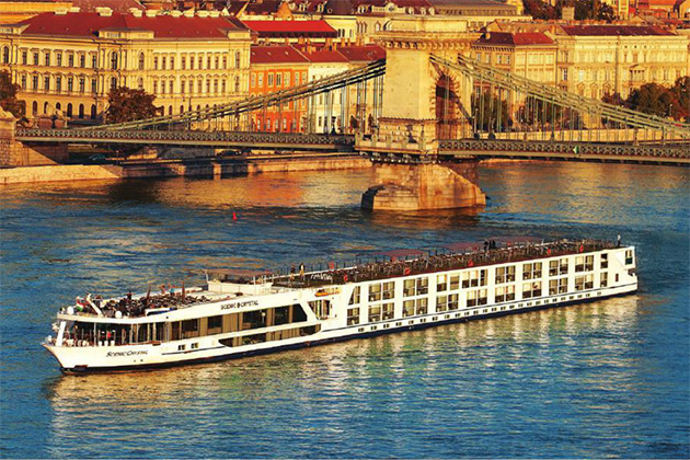 Scenic Crystal Cruise from Munich to Budapest along the Danube River