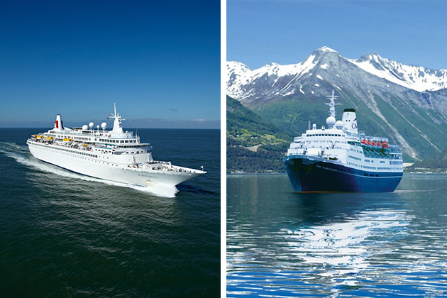 Fred. Olsen vs. Cruise & Maritime Voyages