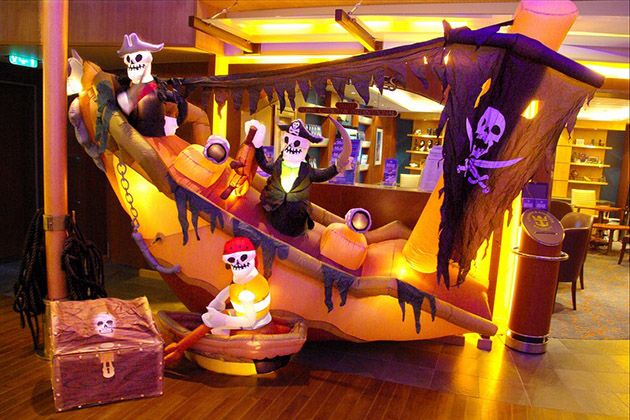 Carnival Halloween Cruise 2019.Top 5 Reasons To Love A Halloween Cruise Cruise Critic