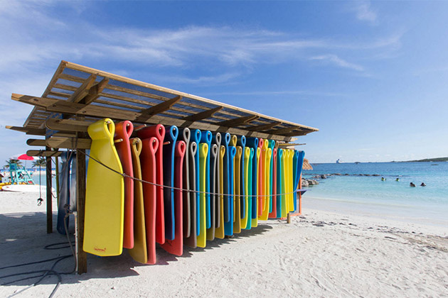 Beach and water sports equipment
