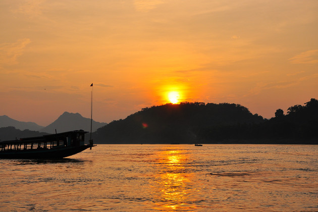 Image result for Mekong Sun Set Cruise 1Hour