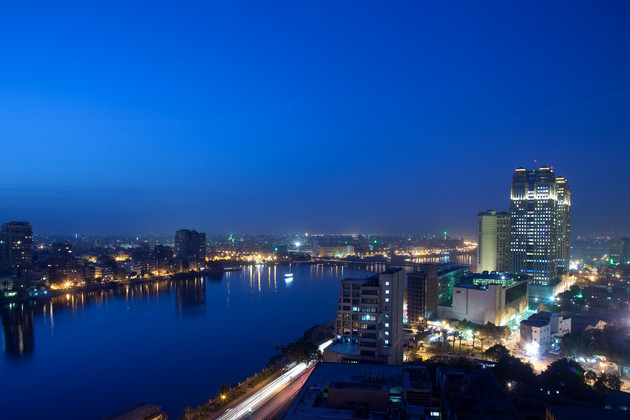Night Tour In Nile River