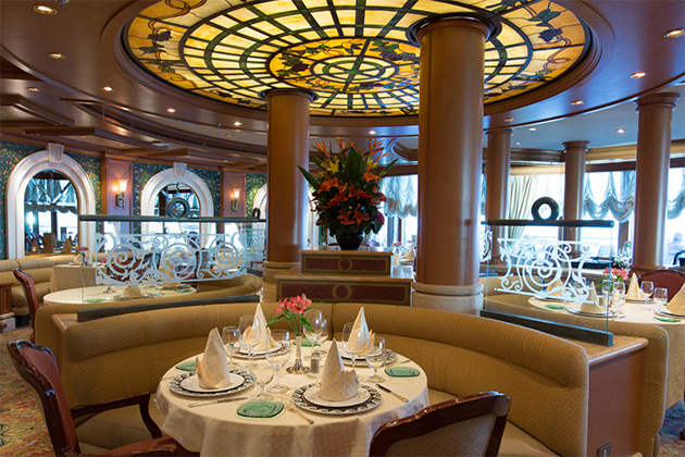 Sabatini's on Crown Princess