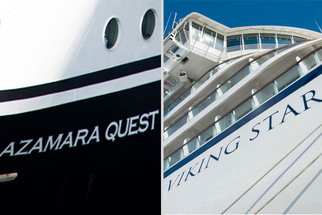 Azamara Club Cruises vs. Viking Ocean Cruises