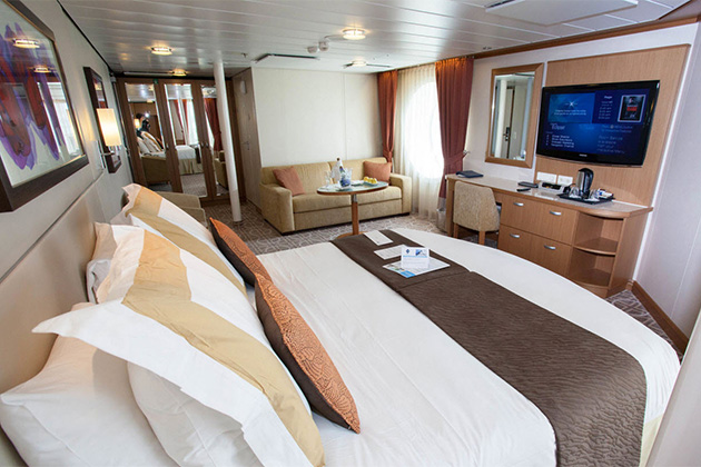 Sky Suite on Celebrity Eclipse