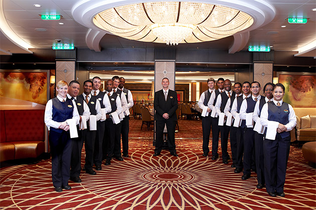10 Facts You Might Not Know About Working on a Cruise Ship