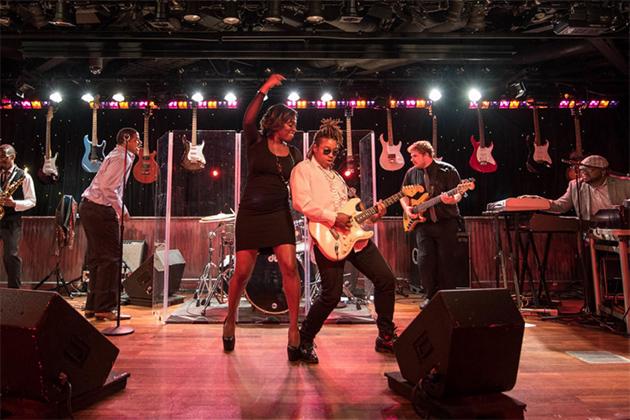 B.B. Kings Blues Club on Noordam