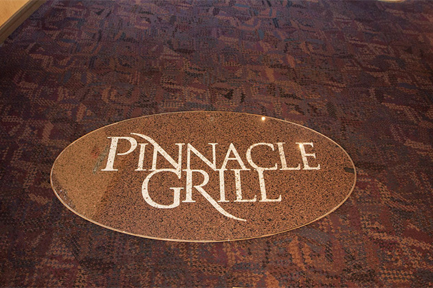 Pinnacle Grill on the Eurodam