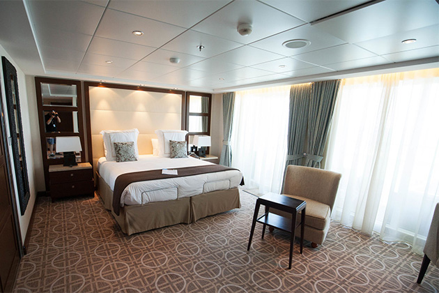 Penthouse Suite on Celebrity Reflection