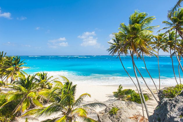 Caribbean Island of Barbados