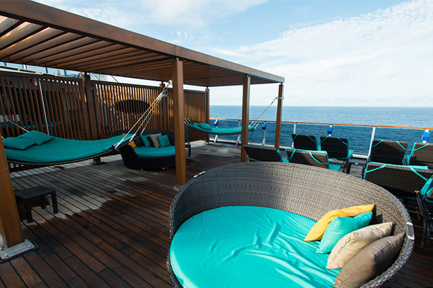 The best carnival cruise ship for adults