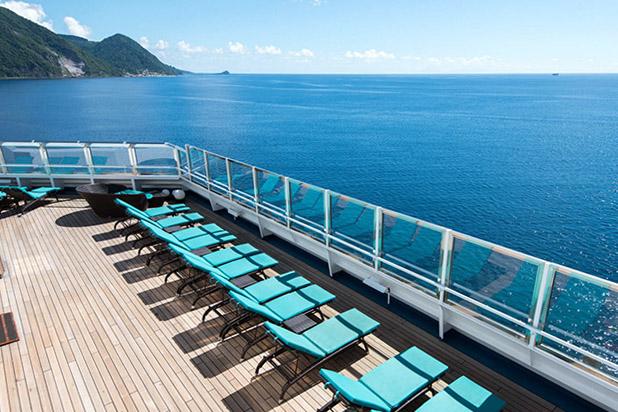 Serenity loungers and hammocks