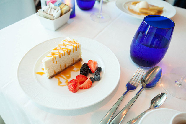 Celebrity Cruises - Blu – Cruise Ship Restaurant Reviews