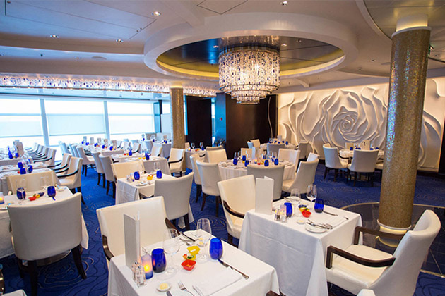 Blu on Celebrity Cruises (Plus Menu) - Cruise Critic