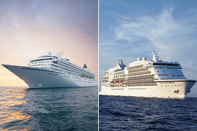 Crystal Cruises vs Regent Seven Seas