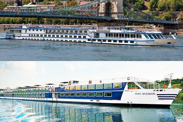Grand Circle vs. Vantage River Cruise