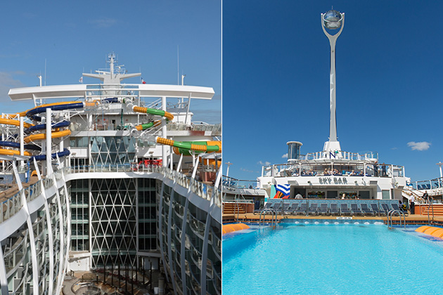 Harmony Of The Seas Vs Anthem Of The Seas Cruise Critic - Harmony cruise