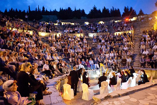AzAmazing evening in Ephesus