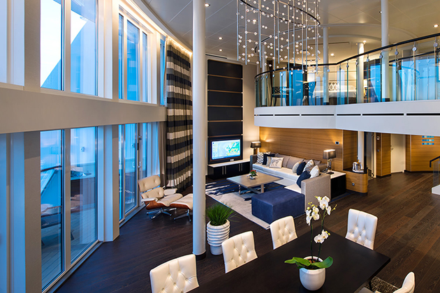 Grand Loft Suite With Balcony on Ovation of the Seas