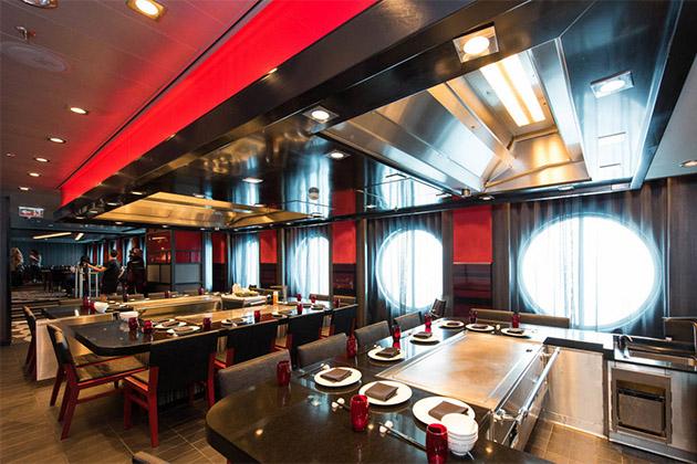 Izumi On Royal Caribbean Cruises Cruise Critic