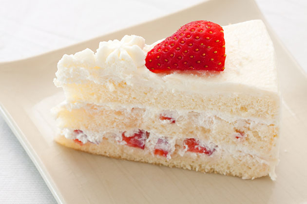 Windstar's Strawberry Short Cake