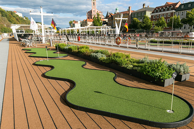 Walking Track and Games on Viking Gullveig