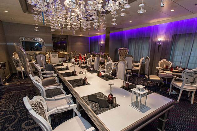 Wonderland Restaurant On Royal Caribbean Cruise Critic