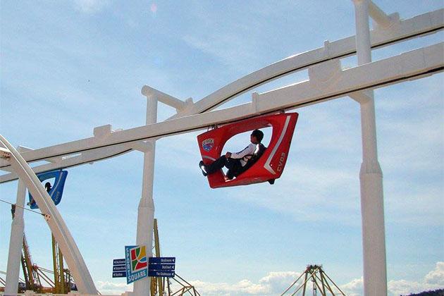 SkyRide on Carnival Vista