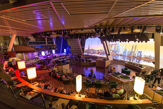 Two70 venue on Anthem of the Seas