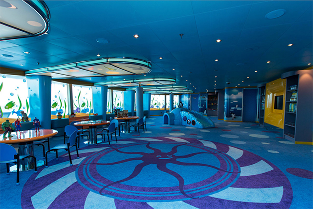 Camp Ocean on Carnival Dream