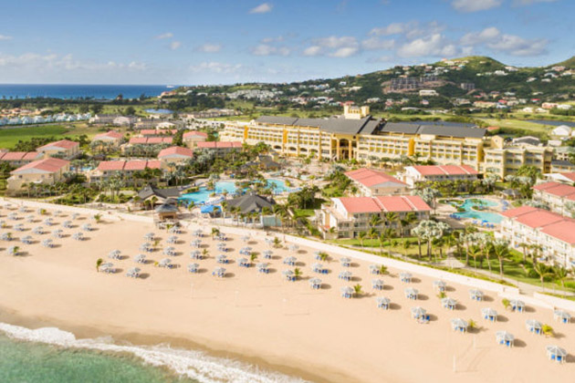 St. Kitts Marriott Resort & Royal Beach Casino