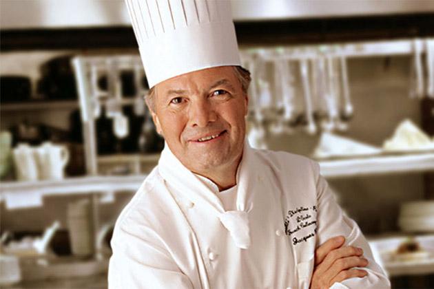 Headshot Chef Jacques Pepin