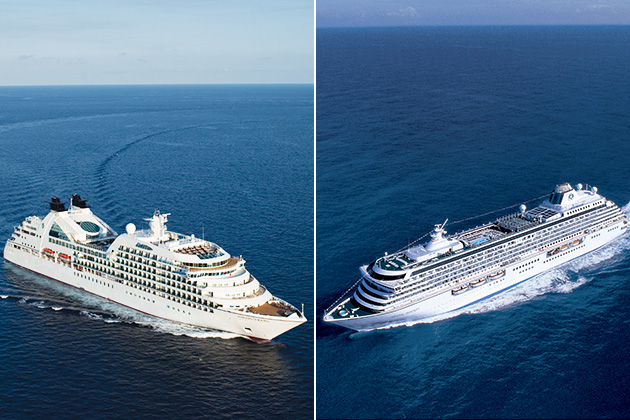 Crystal Cruises vs. Seabourn Cruise Line