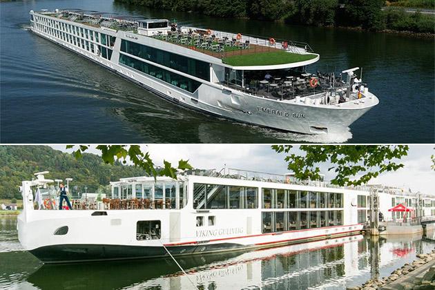 Emerald Waterways Vs Viking River Cruises Cruise Critic - United states river cruises