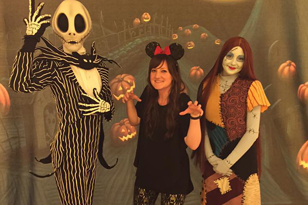 Halloween on the High Seas – Jack and Sally