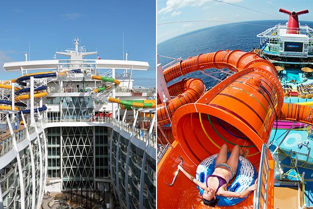 Harmony Of The Seas Vs Carnival Vista Cruise Critic