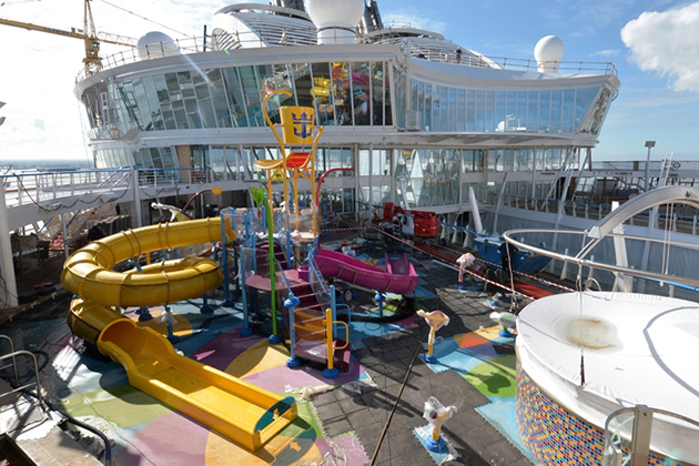 Harmony Of The Seas Vs Carnival Vista Cruise Critic - Harmony cruise