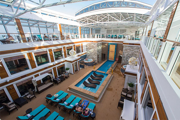 The Hvaen on Norwegian Escape