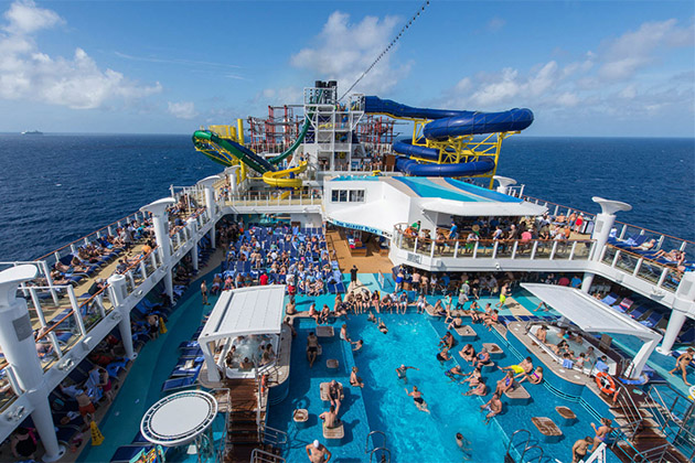 What Not To Do On A Cruise Ship Pool Deck Cruise Critic
